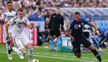 Francia - Alemania: un partido imperdible para darle un cierre de lujo a la primera jornada de esta Eurocopa