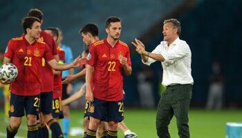 España - Polonia: el debut fue empate y ahora La Roja necesita ganar o ganar