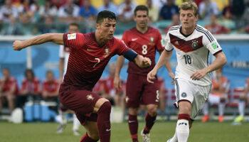 Portugal - Alemania: partidazo en el grupo F
