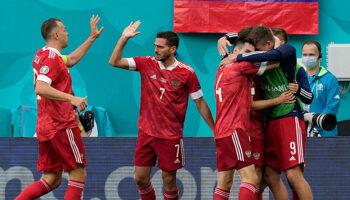 Rusia - Dinamarca, los rusos buscan un triunfo que les dé el pase a la siguiente ronda