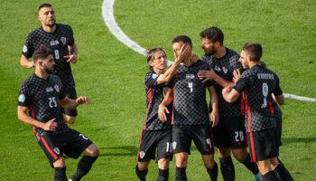 Croacia - Escocia, dos selecciones que se disputan su última oportunidad