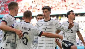 Alemania - Hungría: todo o nada en un grupo donde puede pasar cualquier cosa