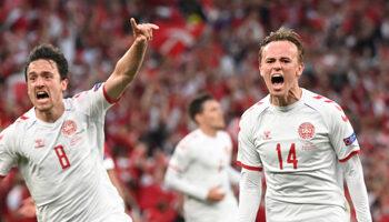 Gales - Dinamarca, cuotas muy atractivas en un choque entre dos equipos muy parejos
