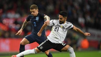 Inglaterra - Alemania: ¡Una final anticipada!