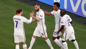 Francia - Suiza, les Bleus no mostrarán piedad ante los helvéticos