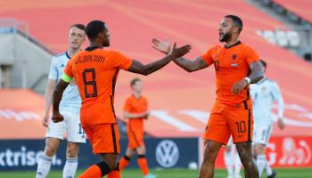 Holanda - Ucrania, la Naranja Mecánica debuta como favorita