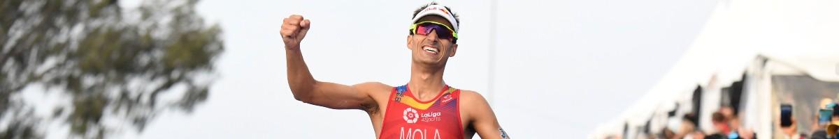 Triatlón Masculino   Juegos Olímpicos Tokio 2020   Triatlón