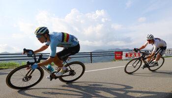 Tokio 2020: los mejores del mundo en ciclismo en ruta se verán las caras en la prueba individual contrarreloj