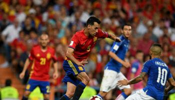 Italia - España: un clásico que se repite por cuarta Eurocopa consecutiva... ¡Esta vez por el pase a la final!