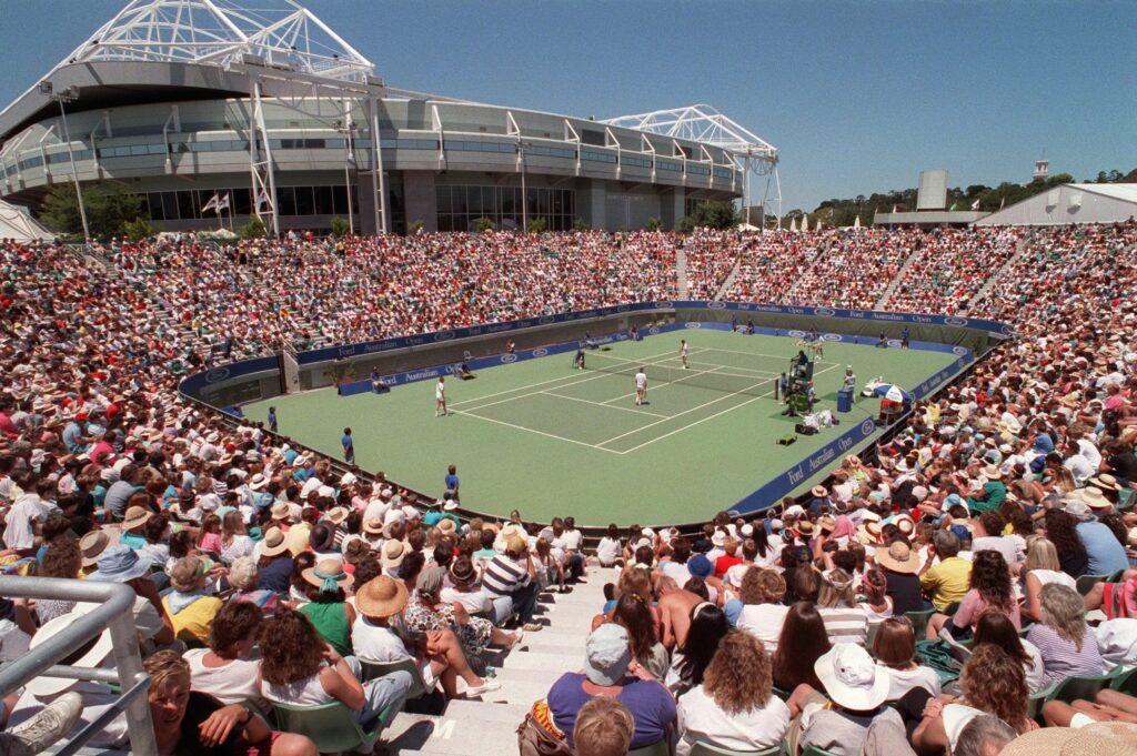 Text (Alt + txt): Hechos históricos del Open de Australia   tennis   bwin