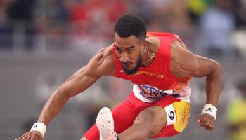 Tokio 2020: Orlando Ortega va a por el podio en los 110 metros vallas