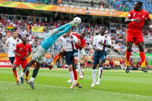 USA v Ghana - The FIFA World Cup 2006