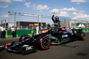 Mercedez Benz está entre los mejores equipos de F1 del 2021 | Fórmula 1