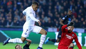 Brujas - Paris Saint-Germain: el primer partido de una Champions que los parisinos aspiran a ganar