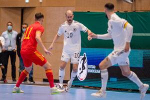 Germany v Wales - Futsal International Friendly