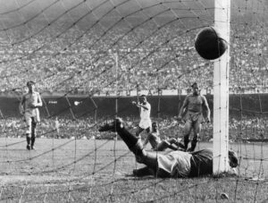 SOCCER-WORLD CUP-1950-BRAZIL-SWEDEN