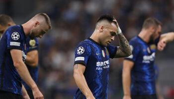 Inter - FC Sheriff Tiraspol, los Nerazzurri están al borde de hacer realidad su peor pesadilla