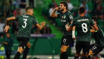 Besiktas - Sporting CP, duelo entre dos equipos que definirán su futuro en el Grupo C