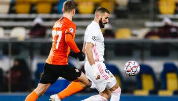 FC Shakhtar Donetsk – Real Madrid: los merengues buscan enderezar el rumbo en un grupo que arrancó con sorpresas