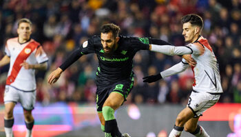 Real Betis – Rayo Vallecano: rivales directos en la lucha por entrar a la zona de copas