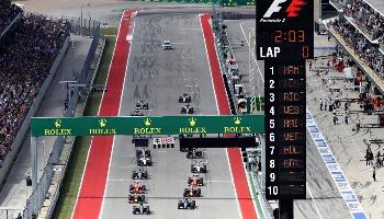 Formule 1 kalender 2020 en circuits