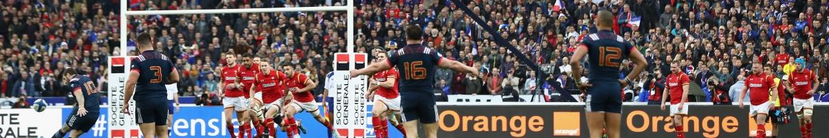 Rugby spelersposities en het rugbyveld