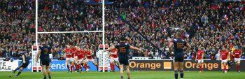 Les postes et les lignes du terrain au rugby