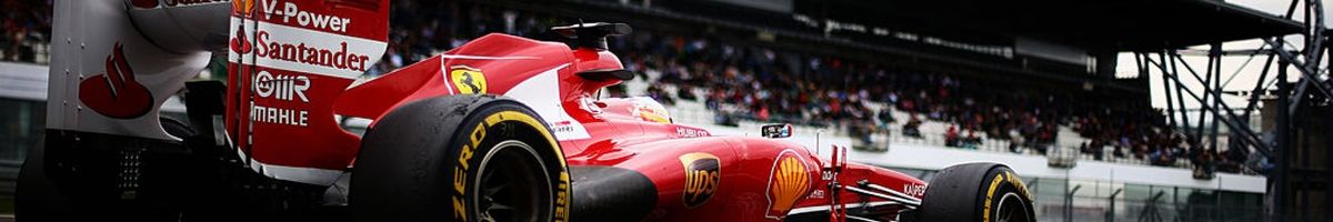 Ferrari Formule 1 auto