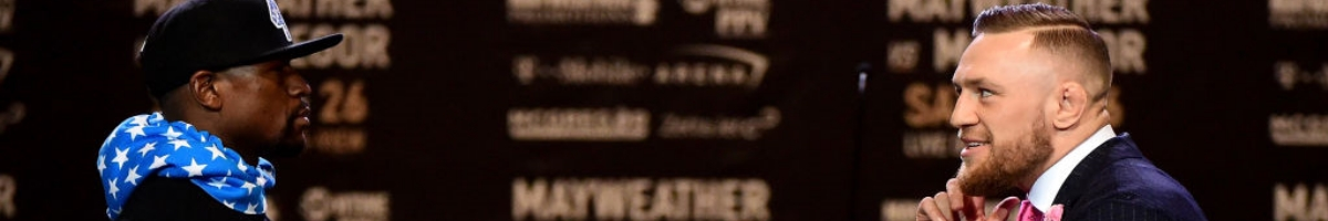 Floyd Mayweather Jr. v Conor McGregor World Press Tour - Los Angeles