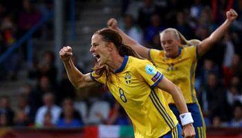 La minute décisive: Néerlandaises contre Suédoises