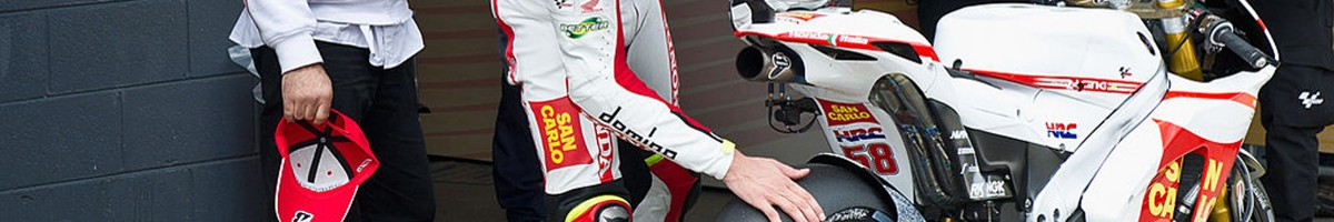 Pneus de MotoGP