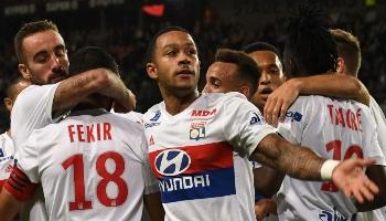 Olympique Lyonnais - Apollon Limassol ; à un point de la qualification !