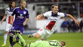 Anderlecht – Paris SG , continuer sur leur lancée!