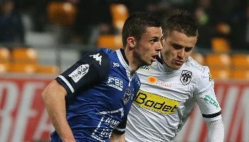 Angers - Troyes : duel de seconde partie de tableau !