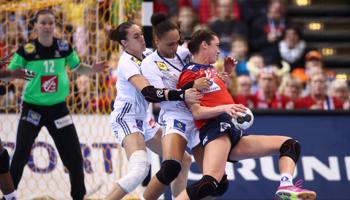 France – Norvège : les deux favorites en finale