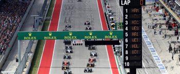 Calendrier Formule 1 2021 et Circuits F1