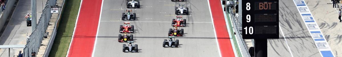 Stand de Formula 1