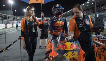 Moto GP du Qatar : Marquez favori pour remporter la première course
