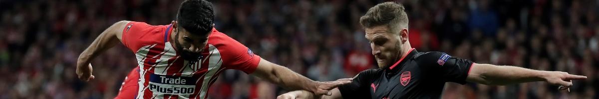 Atlético - Arsenal : les deux prochains adversaires du PSG.