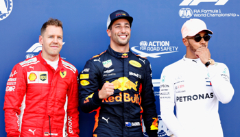 F1 GP de Monaco : pariez sur le circuit urbain par excellence !
