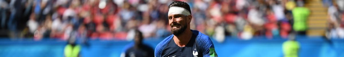France – Pérou : pariez sur l'équipe de France durant la coupe du monde
