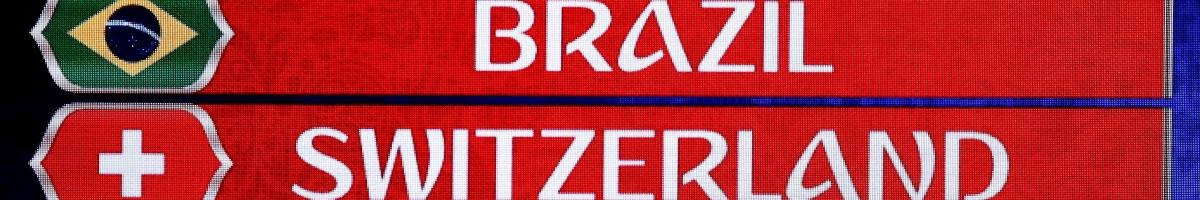 Brésil – Suisse : Misez sur la favori pour la victoire finale !