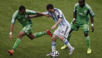 Argentine – Nigéria : finale du groupe D.