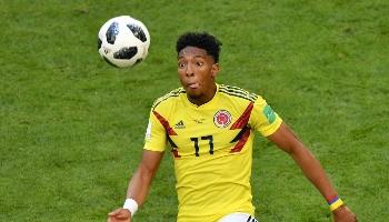 Angleterre – Colombie