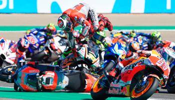 MotoGP d'Aragon : dernier GP en Europe