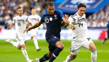Allemagne - France : les deux derniers champions du monde