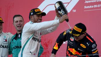 GP de F1 du Japon : domination de Mercedes depuis 5 ans