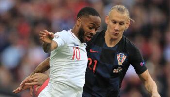 angleterre croatie euro football