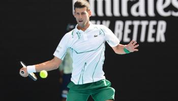 US Open Messieurs : Djokovic vers un huitième sacre