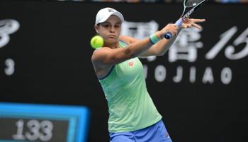 Open Australie Dames : Ashleigh Barty favorite à domicile